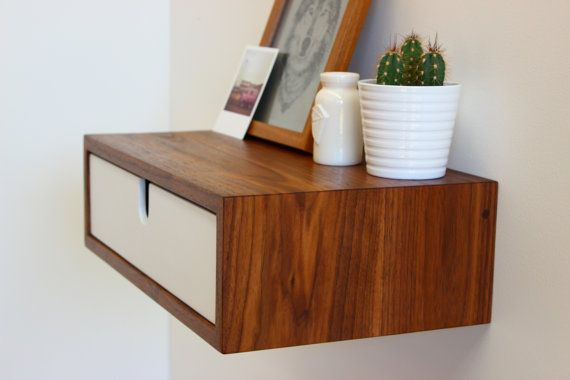 Floating nightstands, consoles. Made out of Solid Walnut. 12 Deep, 20 long, 6height. I want to offer some modern hardwood furniture at a very