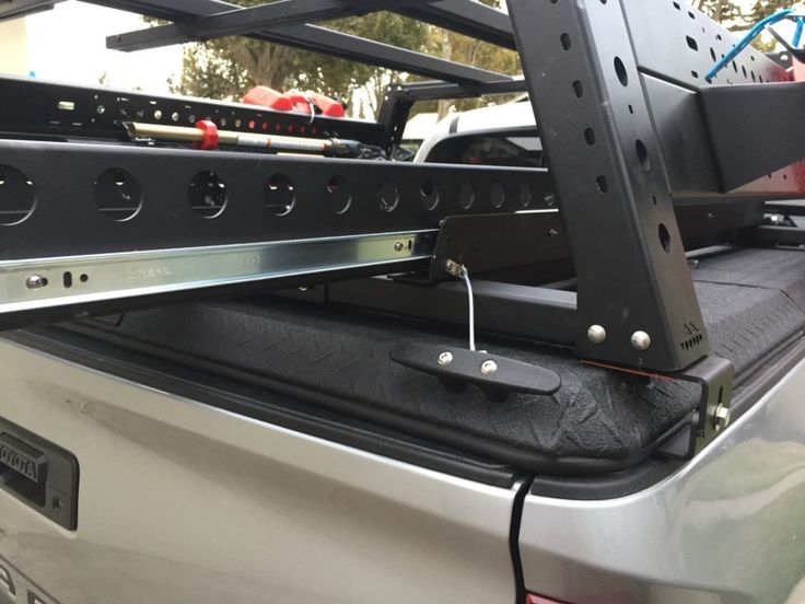 KB Voodoo AluMax Rack Install with Diamondback Cover
