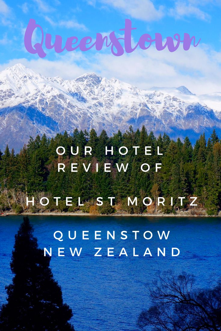 Our hotel review of St Moritz in Queenstown, New Zealand