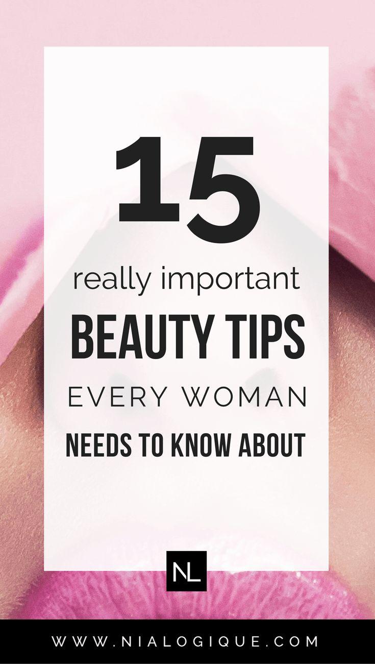15 Timeless Beauty Tips   makeup tips, skin care tips, natural beauty, beauty hacks, makeup tutorial, hair care, hair tutorials, nail care, nail tutorial