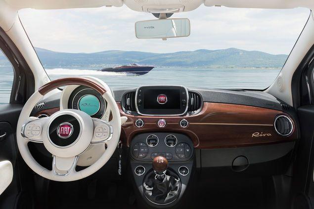 Herzlichen Glückwunsch, Fiat 500! Das kleine Kultauto wird am 4. Juli stolze 59 Jahre alt. Das wird gefeiert – mit der limitierten Sonderedition Riva.