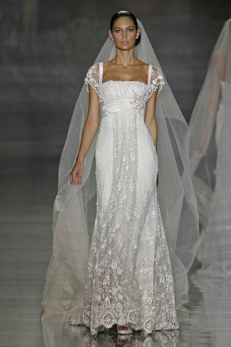 Robe de mariée Elie Saab Collection 2010 - Robes de mariée 2014 : Toutes les collections 2014