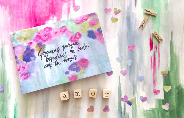 Greeting cards about love from Jessyland