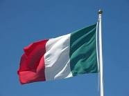 Italian Flag For Evan's room