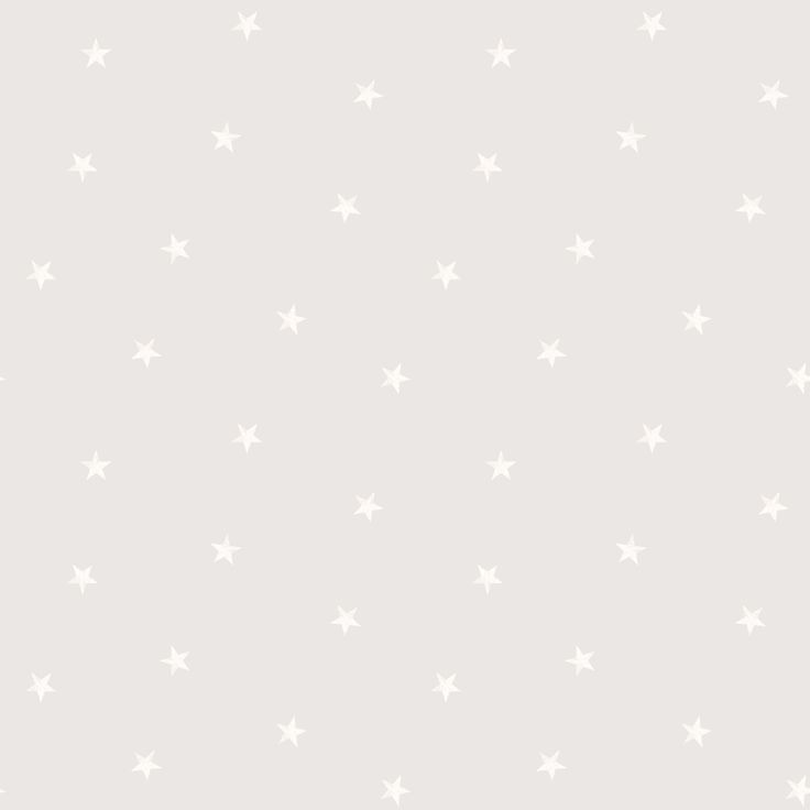 Soft Grey Stars Wallpaper | Departments | DIY at B&Q