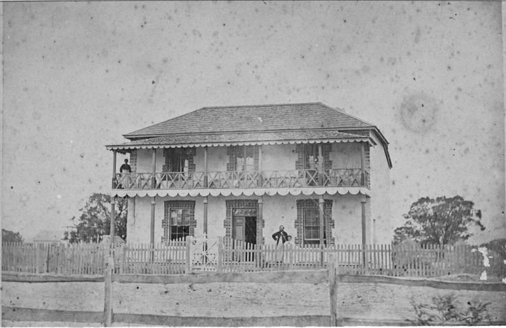 025905PD: First Rectory at Busselton, ca 1870 http://encore.slwa.wa.gov.au/iii/encore/record/C__Rb3317901?lang=eng