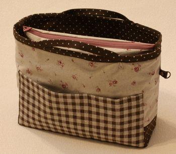 本ブログに遊びに来てくださる方は、「バッグインバッグの作り方」を求めていらっしゃ...