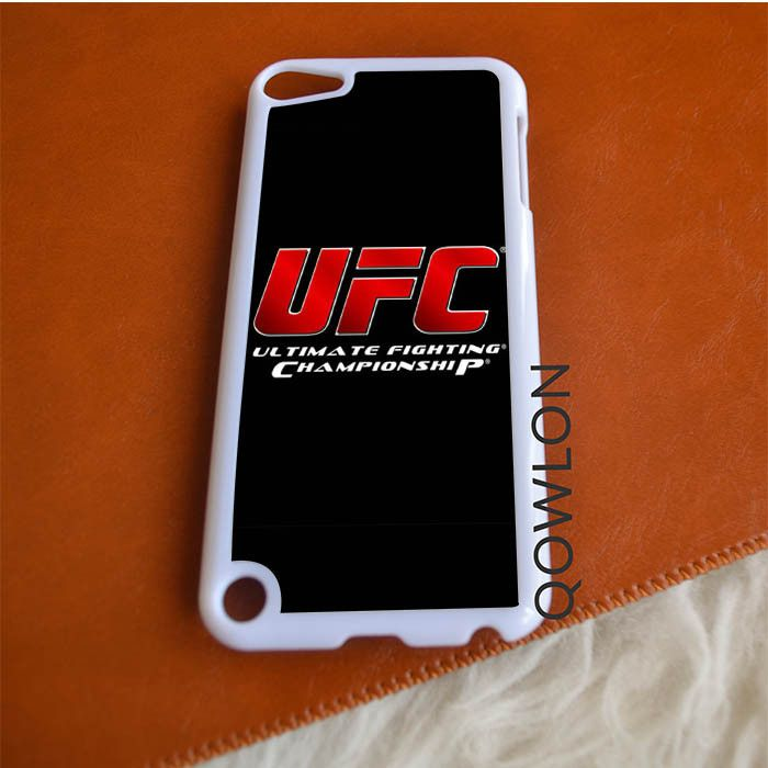 Ultimate Fighting Championship iPod Touch 5   5TH GEN Case