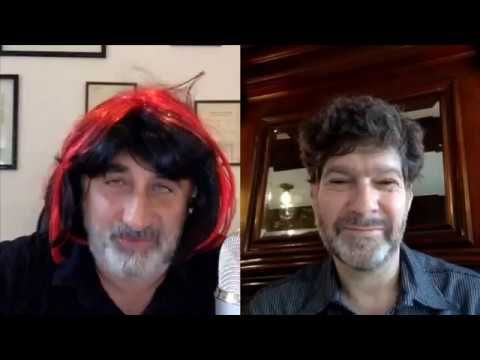 My Chat with Bret Weinstein - Part I (THE SAAD TRUTH _474) - YouTube