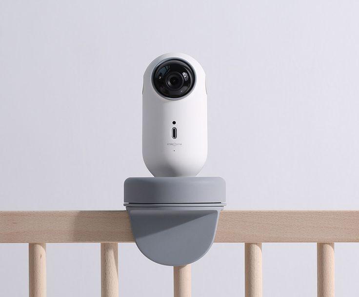 A Cute Crib Companion Cam | Yanko Design