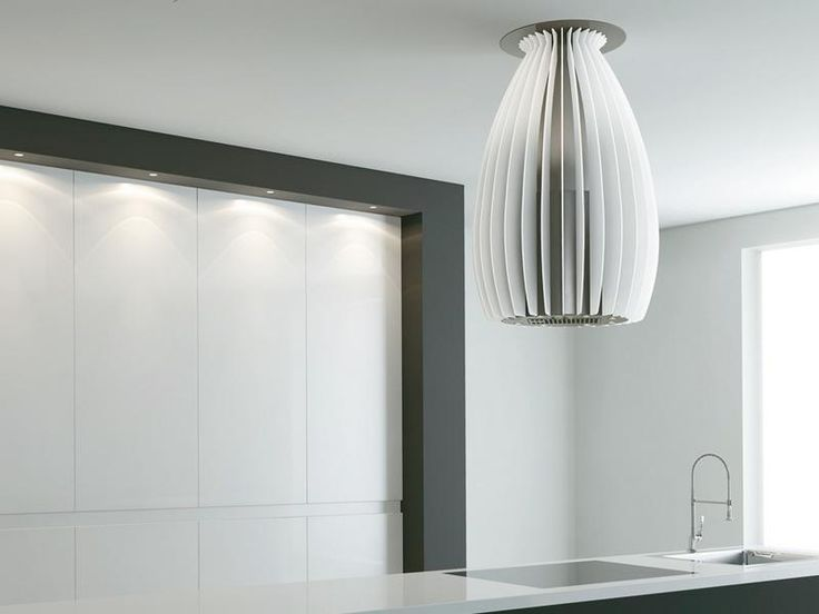 Okap kuchenny też może być ozdobą kuchni. Zobacz zdjęcia kuchni z designerskimi okapami