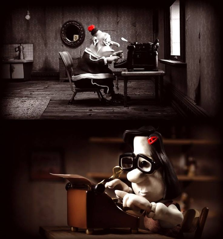 """""""Mary and Max"""""""