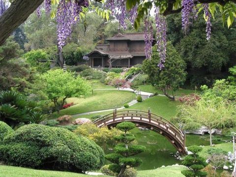 Huntington Library Botanical Garden, San Marino, California