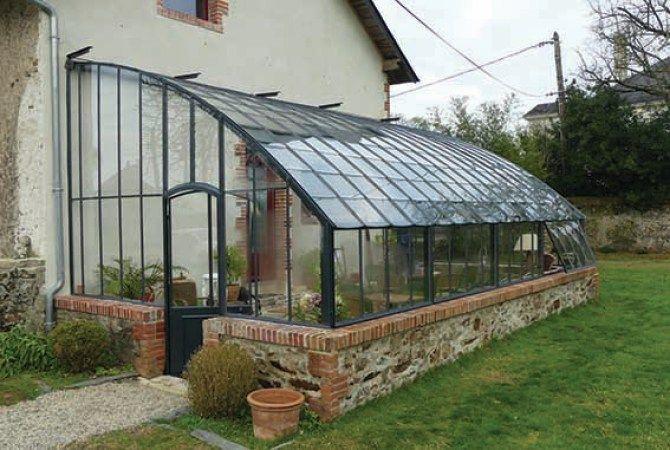 Restauration De Serres Et Verrieres Anciennes Serre Jardin Maison De Verre Serre