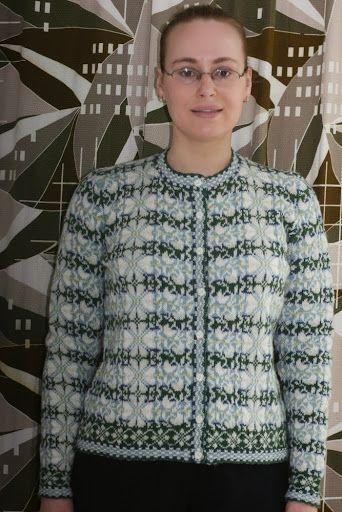 Кувшинки Моне готовы!: ru_knitting