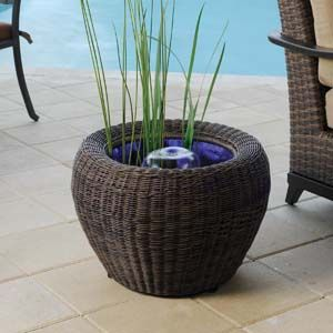 9 Best Images About Pond Boss Decor On Pinterest Whiskey Barrels Pump And Planters