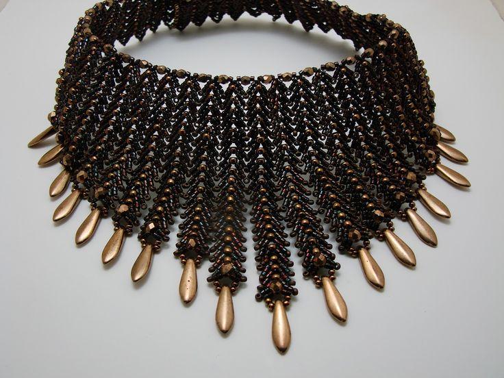 Black & Gold St. Petersburg chain - wow :)