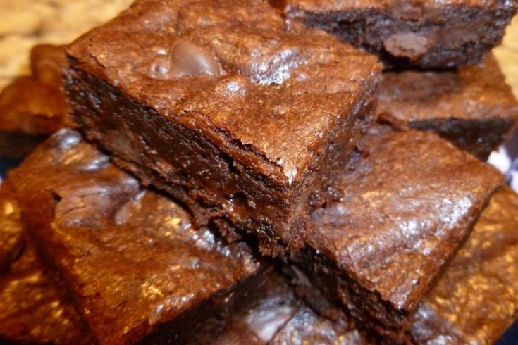 Lunch Lady Brownies | Daily Recipes