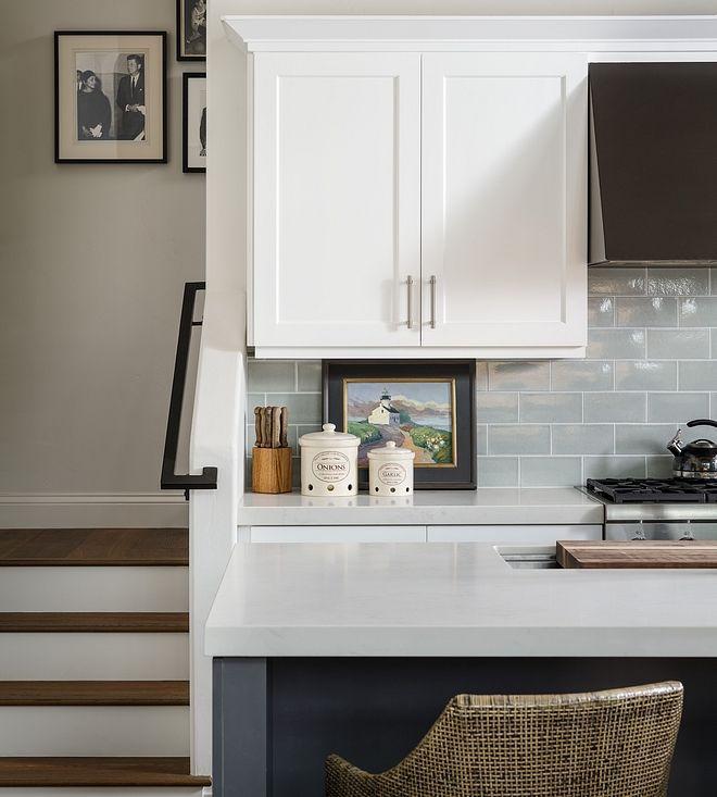 Kitchen Countertop And Backsplash Combination Ideas New Carrera