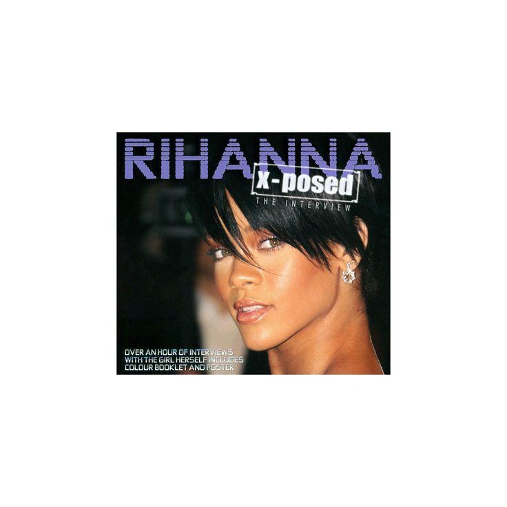 Rihanna - X posed:Rihanna (CD)