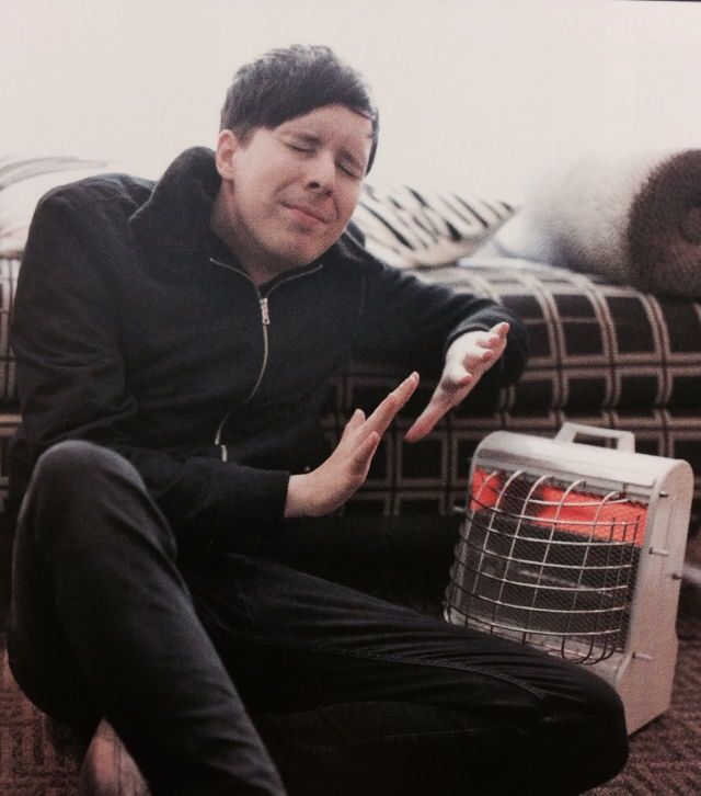 Phil Lester is the cutest human after Madison << awwwwwww i think that's her gf {i think?} so fricken cute