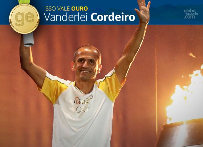Pódio Olímpico GE: Rio 2016 começa com ouro para história de superação #globoesporte
