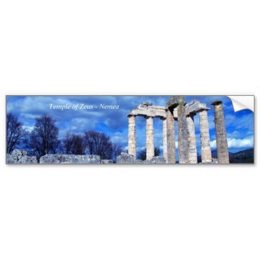 Temple of Zeus – Nemea