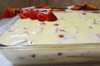 Sobremesa Rápida de Morango: Receita super rápida e prática de morango! Vale a pena experimentar!