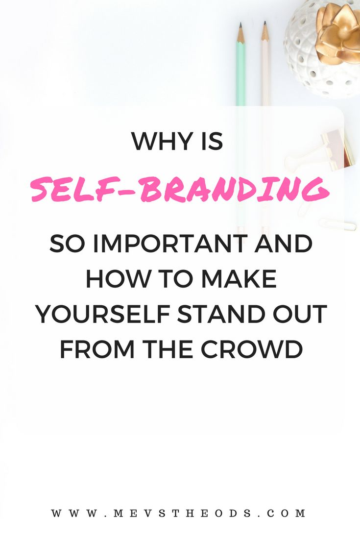 Self branding is often over looked but is crucial to development of yourself and your blog! Read how to self brand perfectly here!