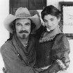 Tom Selleck & Laura San Giacomo