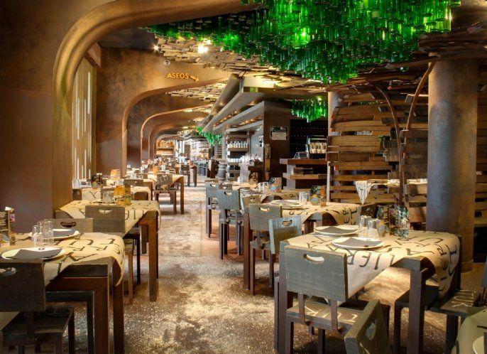 Resultado de imagen de decoracion acuario cafeteria