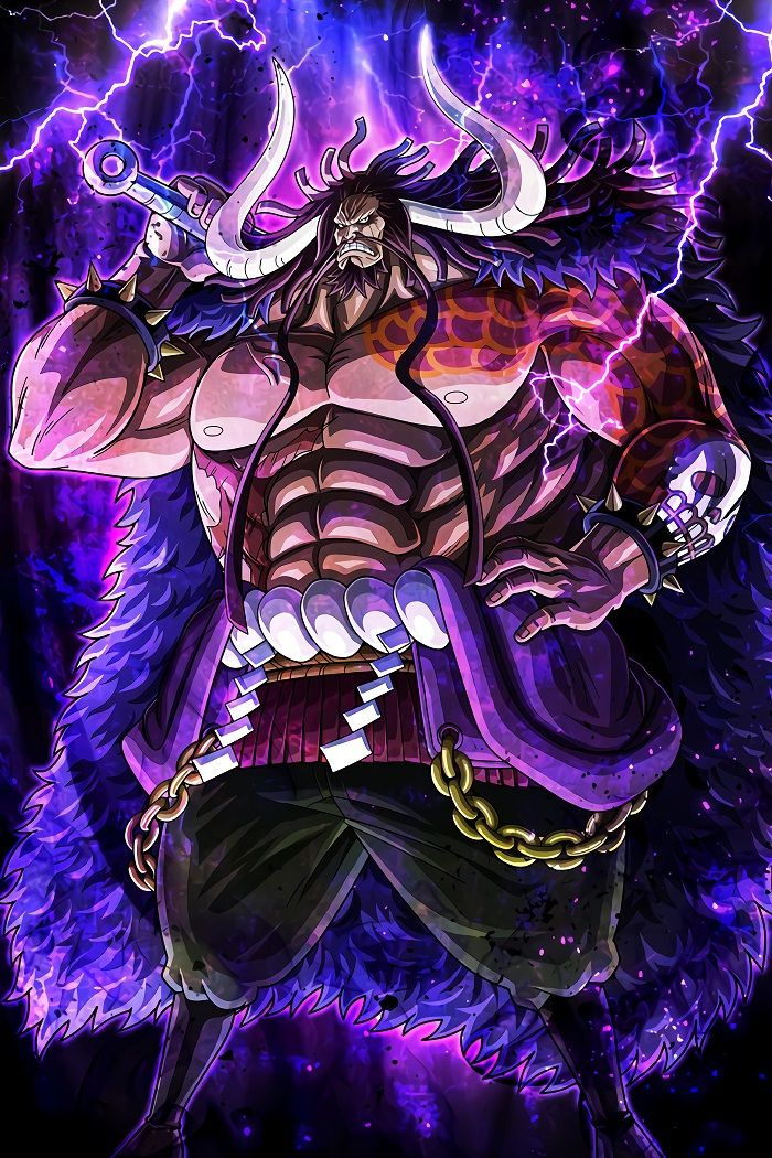 Staw Hats Wano One Piece Metal Poster Print Onepiecetreasure Displate In 2020 Manga Anime One Piece One Piece Wallpaper Iphone Kaido One Piece