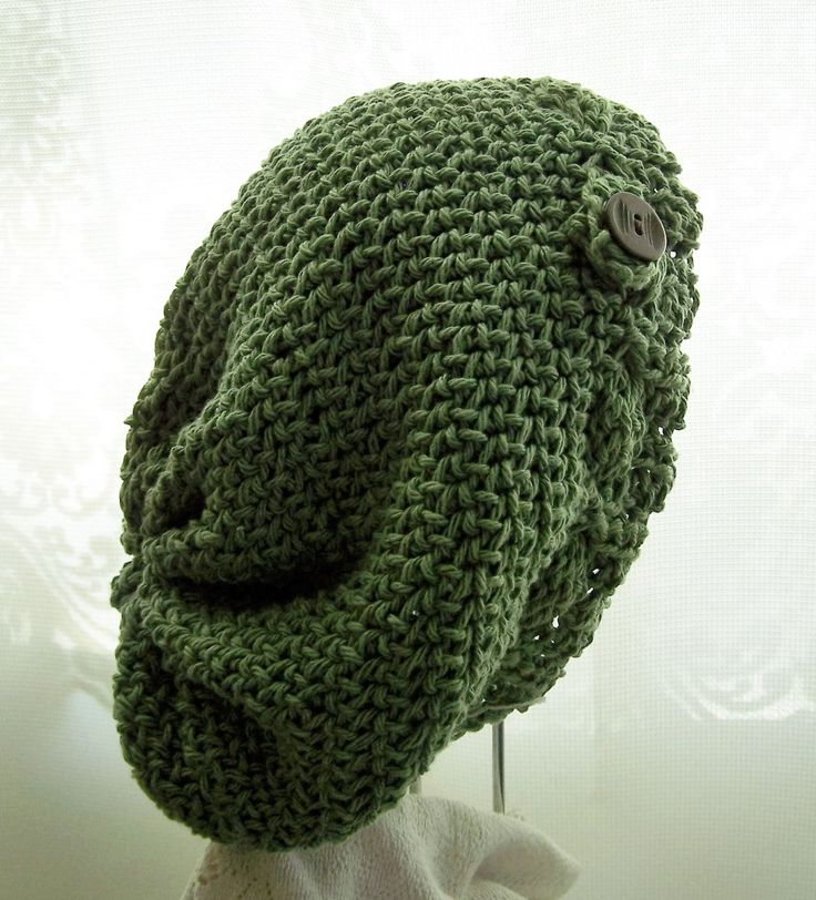 20% off reg 30.00 slouchy beanie, Slouchy hat, Cotton slouchy beanie, Green slouchy beanie, Women's slouchy beanie, Teens slouchy beanie. by HeavenlyTreasuresLG on Etsy