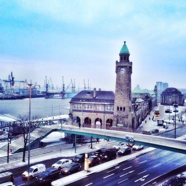 Hamburg Impressionen im Januar