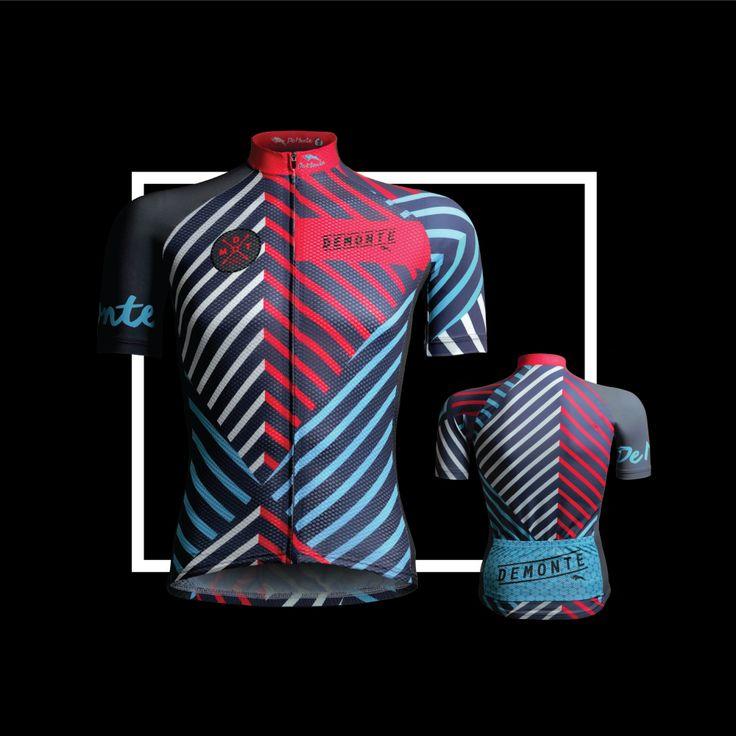De007re Cycling jersey design, Bike jersey design