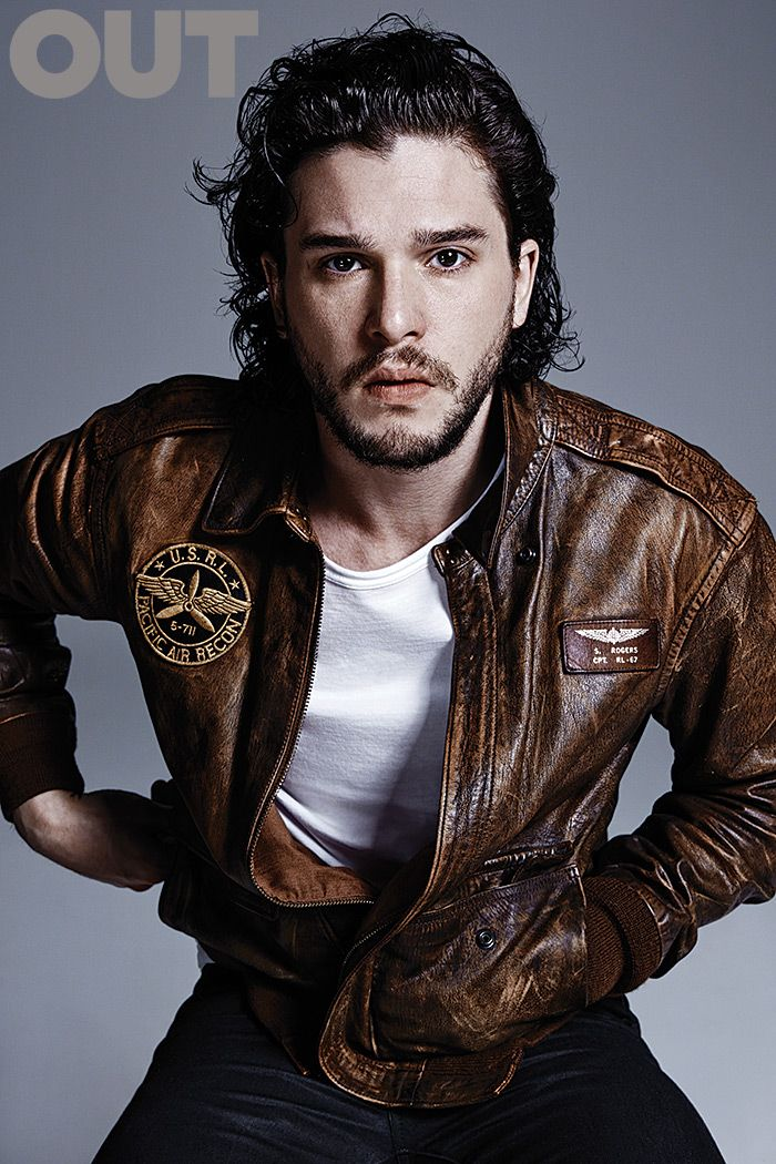 Jon Snow, basketball, and accents: Five things we learned about Kit Harington…