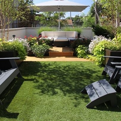 28 best images about yard ideas on pinterest gardens for Grass garden ideas