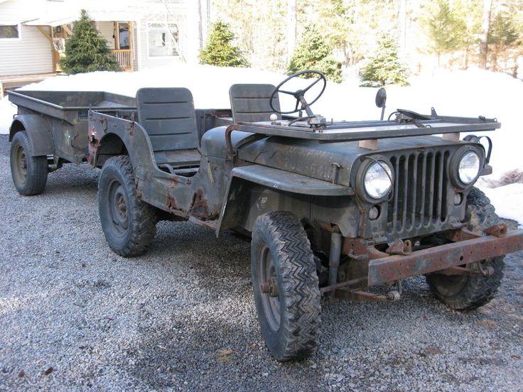 92 besten Cars - Jeep, Willys Bilder auf Pinterest   Drahtgitter ...