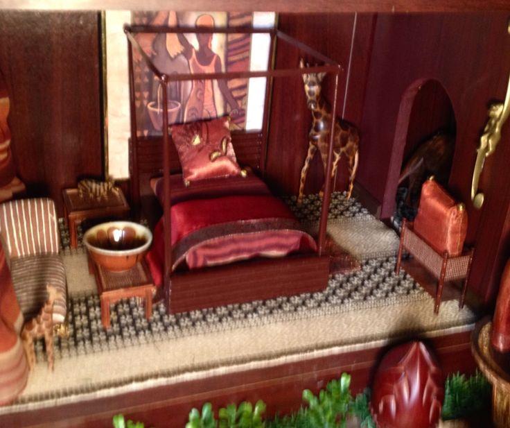African dollhouse
