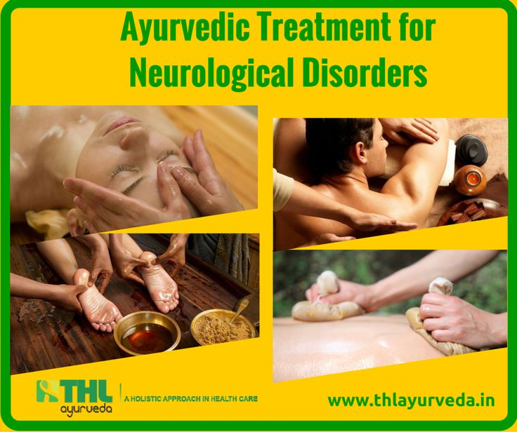 THL Ayurveda offers various treatment options for Nerve Disorders and other related conditions like vascular, structural and functional disorders.