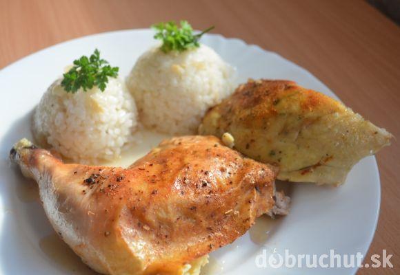 Fotorecept: Plnené kurča