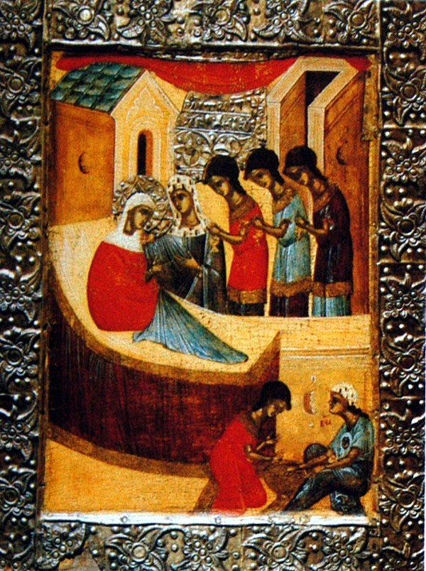 The Nativity of the Theotokos - September 8