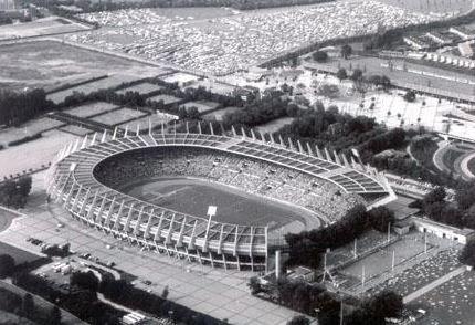 Rheinstadion Düsseldorf