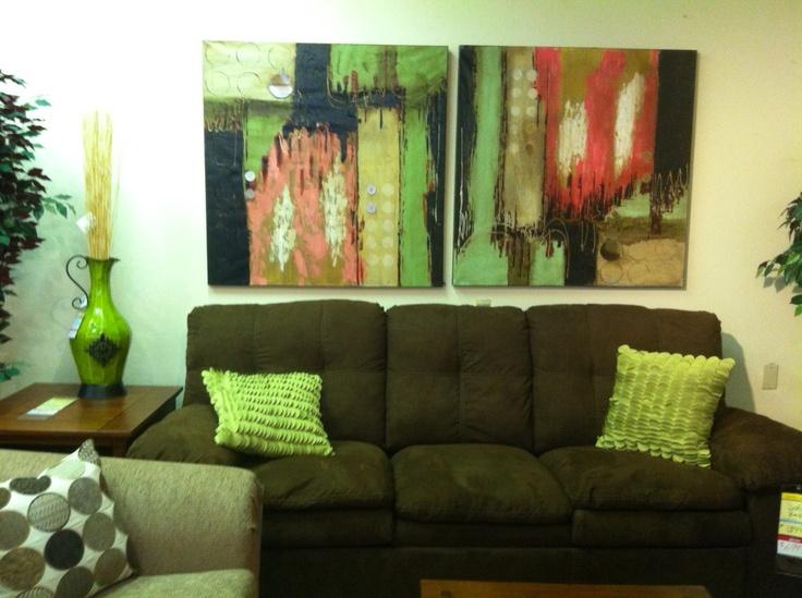 Pillows, Large Art Pieces, Accent Vases