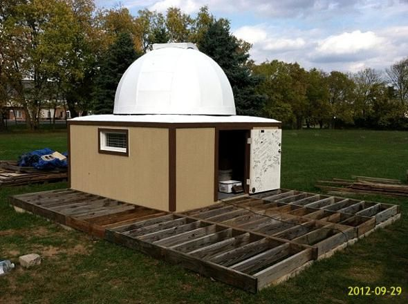 backyard astronomy domes - photo #28