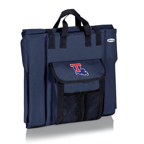 Louisiana Tech University Portable Stadium Seat w/Digital Print