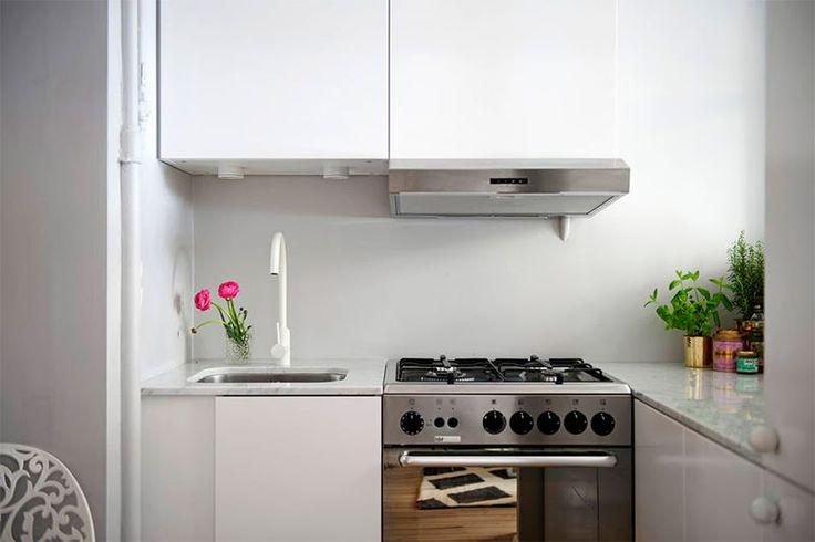 Apartamento de 31m² prova que os detalhes fazem a diferença