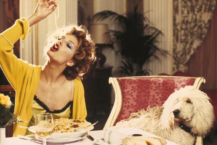 Pamela Hanson, Bridget Hall, Paris for Italian Vogue