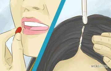 Zo kun je een droge hoofdhuid en droog haar succesvol behandelen - wikiHow
