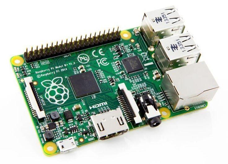Raspberry Pi Model B+ (B Plus) 512MB #ThePiHut